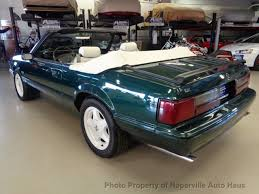 1990 ford mustang 1990 used ford mustang 7 up edition only 4 000 in existence at