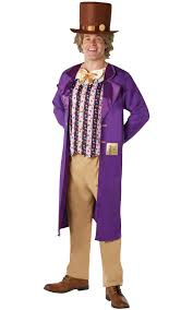willy wonka halloween costumes willy wonka u0027s costume mens costumes mega fancy dress