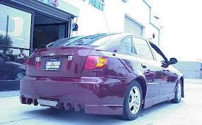 More Kit For New Hyundai by Xtreme Racing 626 564 9666 Hyundai Elantra Hb 2001 2003 Body Kits