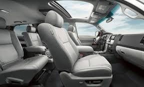 Toyota Interior Colors 2019 Toyota Sequoia Redesign Reviews Specs Interior Release