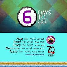 6 days to crowning mfm 70 day fasting prayers 2016 the