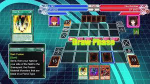 yu gi oh millennium duels first gameplay xbox360 youtube