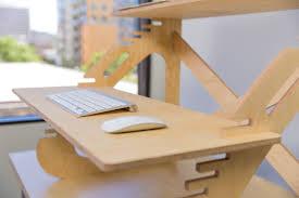 dyi standing desk