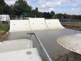 skate parks bmx tracks installation mac groundworks