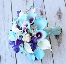 Wedding Flowers Blue Best 25 Blue And Purple Flowers Ideas On Pinterest Blue Purple