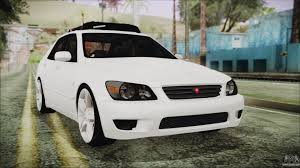 toyota altezza toyota altezza 2004 full tunable hq for gta san andreas