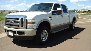 Ford King Ranch Diesel Truck - 2008 ford f250 crew cab king ranch 31 978 tate u0027s trucks center