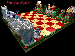 beautiful chess sets lego ideas holiday chess set