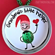 helper fingerprint ornament for to make crafty