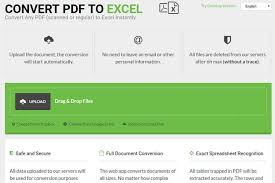 how to copy table from pdf to excel how to convert a pdf into an excel document 4 options digital trends