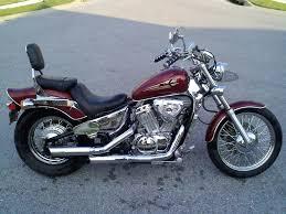 honda 600 motorbike honda shadow 2001 vlx 600 bobber motorcycle