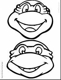 fabulous ninja turtles coloring pages with teenage mutant ninja