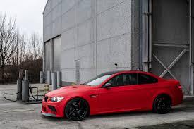 Bmw M3 Red - european auto source bmw mercedes benz performance parts