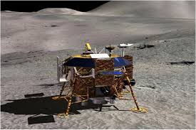 Space Cushion Definition China Readies Moon Rover For December Launch