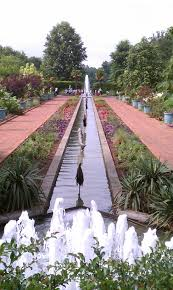Daniel Stowe Botanical Garden by Color Your World This Summer Blue Max Materials Blog