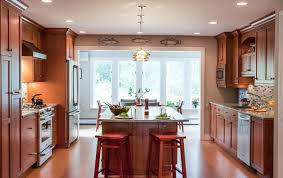 cozy kitchen designs warm and cozy kitchen with open plan living room traditional