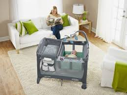 Graco Pack And Play With Bassinet And Changing Table Graco Pack N Play Playard Change N Carry Cleo Target Playpen With
