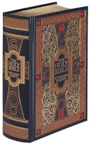 Barnes And Noble Arkansas The Holy Bible King James Version Barnes U0026 Noble Collectible