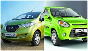 renault datsun datsun redi go effect maruti suzuki alto 800 gets discounts of up