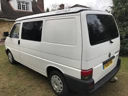 volkswagen 1996 multivan transporter t4 camper pop up petrol and