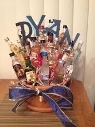 birthday gift baskets for men men s liquor gift basket 75 00 via etsy my creations