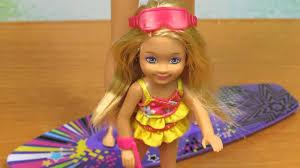 barbie sisters surfing skipper chelsea doll 2 pack