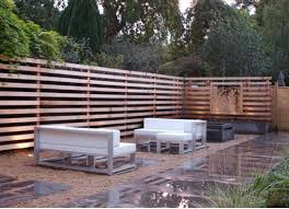 Mid Century Modern Landscaping by Mid Century Modern Landscape Fence Mid Century Modern