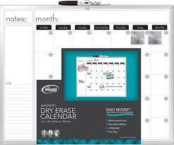 amazon black friday deals calendar amazon com the board dudes 16x20 inches aluminum framed magnetic