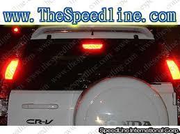 2008 honda civic third brake light 02 honda cr v led 3rd brake light thespeedline the speedline