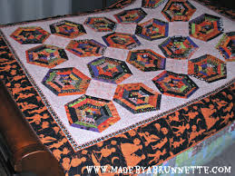 halloween quilt pattern what a tangled web we weave u2013 spiderweb block tutorial made by a