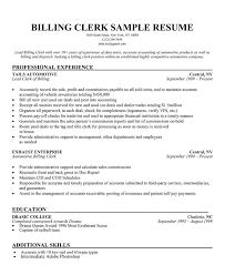 clerical associate sample resume unforgettable sales associate