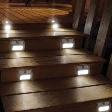 Solar Lights Patio by Best 25 Solar Step Lights Ideas On Pinterest Backyard Lights