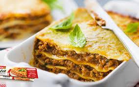 jeux de cuisine lasagne lasagnes à la bolognaise maison recettes de tous les jours