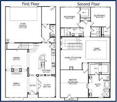 2 story floor plans with garage beast metal building barndominium floor plans and design ideas