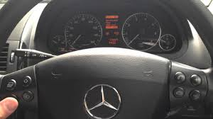 how to reset service indicator on mercedes benz a class 2004 2012