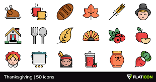 thanksgiving 50 free icons svg eps psd png files