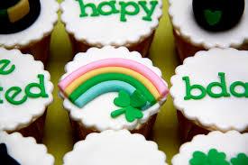 free cake irish birthday