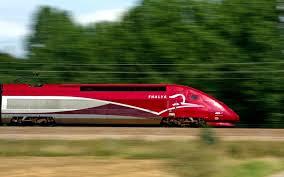 Thalys Comfort 1 Thalys Buy Train Tickets Easy Complete Best Price Happyrail
