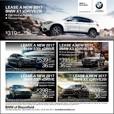 car ads 2017 current ads bmw of bloomfield