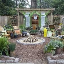 easy landscaping ideas for backyard outdoor landscape design