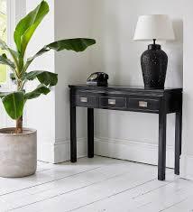 Cheap Corner Desk Uk by Furniture Stcocanton Black Gloss Console Tables Sofa Table Narrow