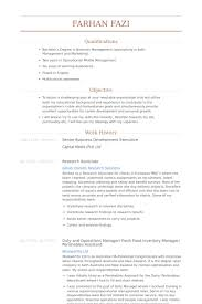 Inventory Management Resume Sample by Senior Business Development Executive Resume Samples Visualcv