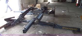 nussbaum 7 000 lb two post auto lift item a4105 sold se
