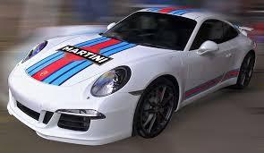 porsche 911 kit porsche 911 martini le mans racing stripe decal kit por 911 mart