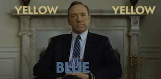 how the colors blue and yellow help u0027house of cards u0027 become one of