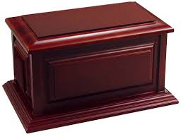 wooden urns for ashes colonial wood urn frary funeral home cremation services