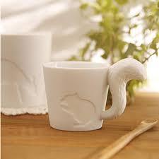 wholesale new keyama translucent small animals relief ceramic