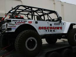 jeep offroad trailer 2013 off road evolution announces discount tire as title sponsor