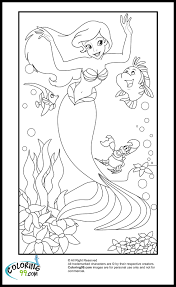 mermaid tail coloring pages 28677 bestofcoloring com