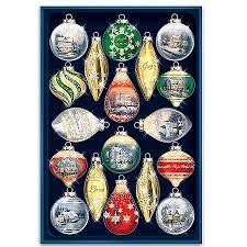 kinkade tree ornaments